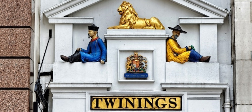 Twinings Tea tea bar: best places to drink tea in London