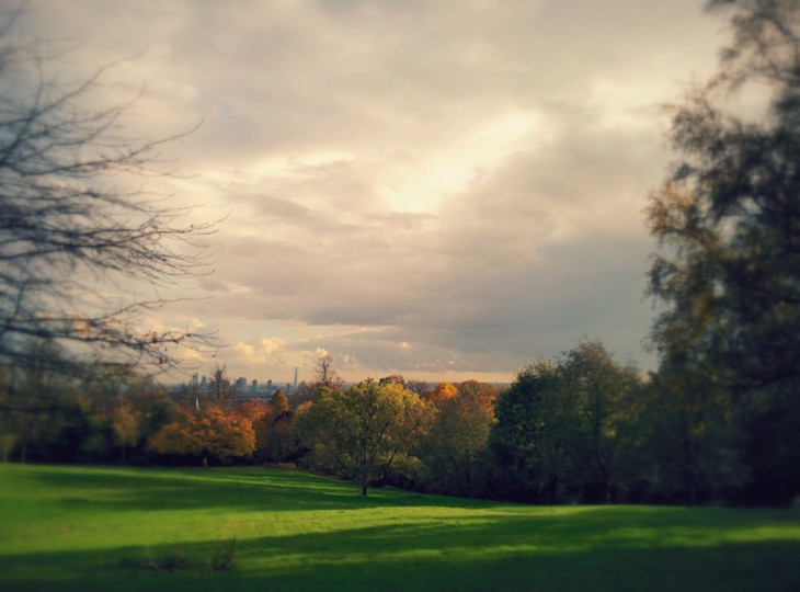 Waterlow Park is one of the few places you can enjoy a barbecue in London's parks.