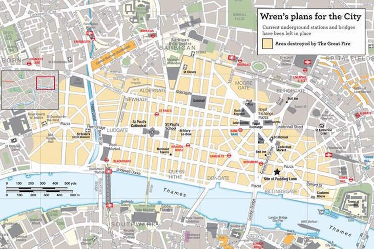 12 Maps Of Alternative Londons | Londonist