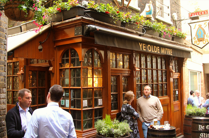 7 Of London's Best Historic Pubs