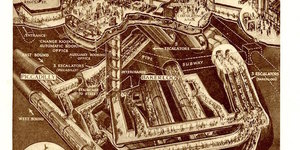 London's Hidden Tunnels Revealed In Amazing Cutaways