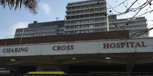 Why Isn't Charing Cross Hospital In Charing Cross?