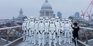 Stormtroopers Invade London