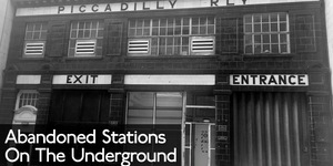 Video: Abandoned Tube Stations - Part 1