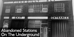 Video: Abandoned Tube Stations Pt 2