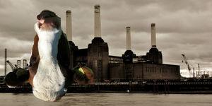 London Buildings That Look Like Animals