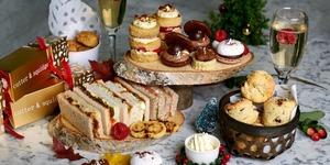 London's Best Christmas Afternoon Teas