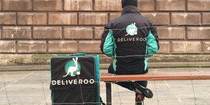 Life As A Deliveroo Cyclist In London