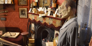 Visit Sherlock Holmes's Study Above A Central London Pub