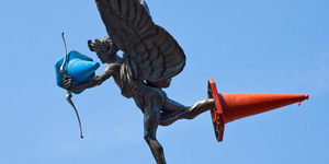 11 Secrets of London's Eros Statue