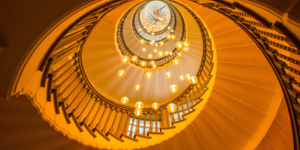11 Of London's Prettiest Staircases