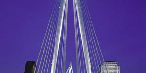 Winning Thames Bridges Light Installation Revealed
