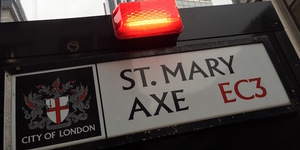 How Did St Mary Axe Get Its Weird Name?