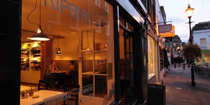 Great Cafés For Meeting After Work