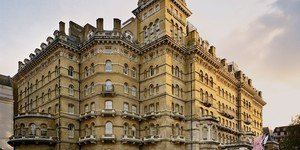 London's Most Haunted Hotel