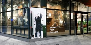 There's A New Banksy Gallery On The South Bank