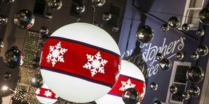 London's Best Christmas Lights: 2016