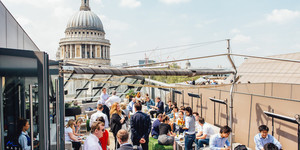 London Rooftop Bars That Are Open All Year