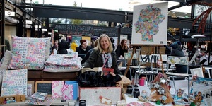 Don't Miss The Christmas Lights Switch On At Boxpark Croydon
