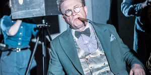 Harry Enfield Comedy Is All Fizzle And No Razzle Dazzle