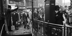 London In 1956