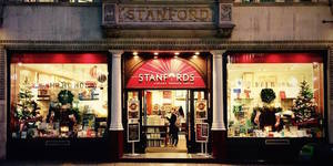 This Is Why We Love Stanfords Bookshop In Covent Garden