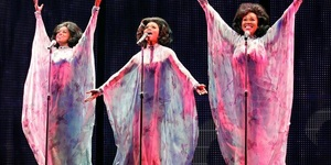Review: Glee's Amber Riley Lights Up Dreamgirls