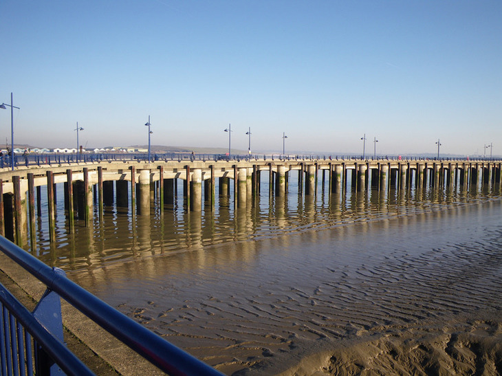 Where Is London's Longest Pier?