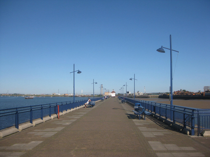This Is London's Longest Pier