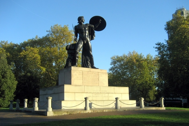 Are These The Sauciest Statues In London?