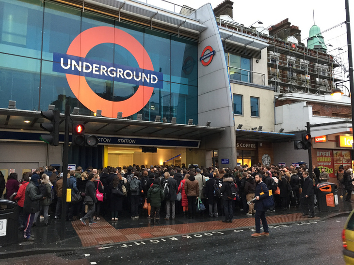 What Are The Longest Queues London's Ever Seen?