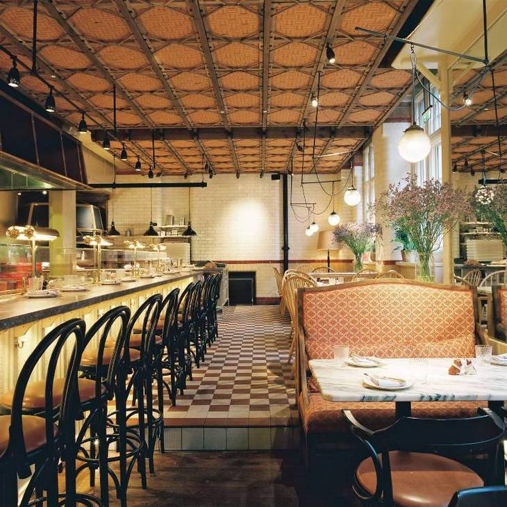 Restraurants: London's Trendiest Restaurants