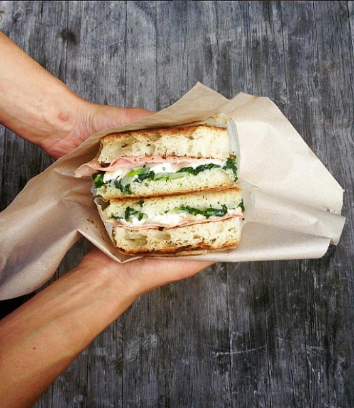 These Are The Very Best Sandwiches In North London