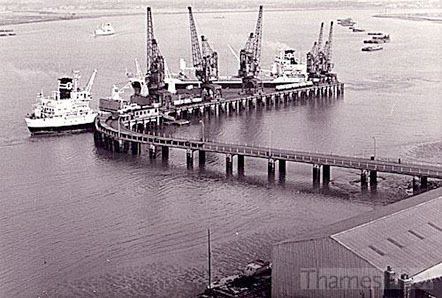 The South London Pier Where Holidaymakers Used To Disembark