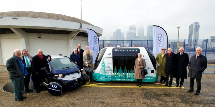 Self-Driven Taxis: Are They Coming To London?