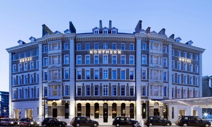 Baedeker Hotels London