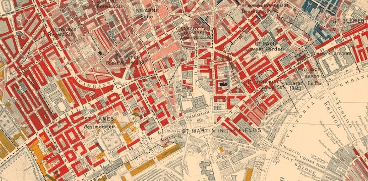 Lose Yourself In A New Interactive Map Of Victorian London