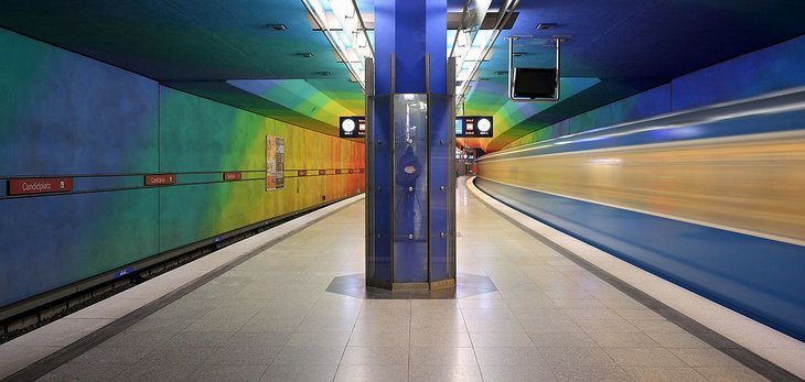 Why The London Underground Is Better Than The Munich U-Bahn