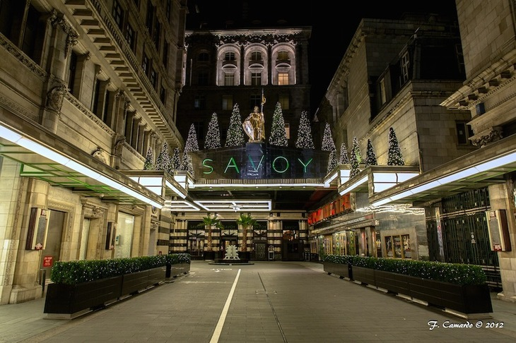 The Savoy Photo By Francesco Camardo