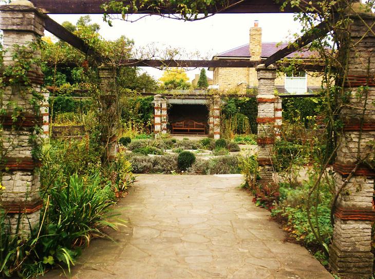 Some Of London's Best Secret Gardens