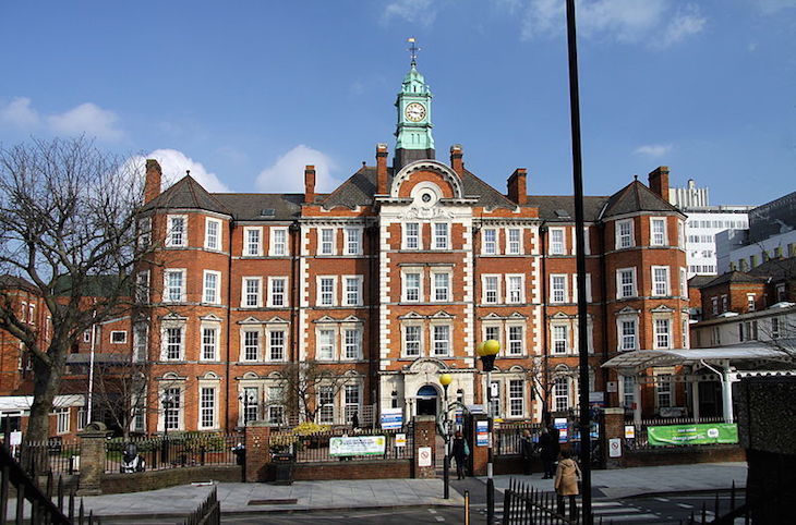 There's A Hammersmith Hospital And A Hospital In Hammersmith, But They're Not The Same