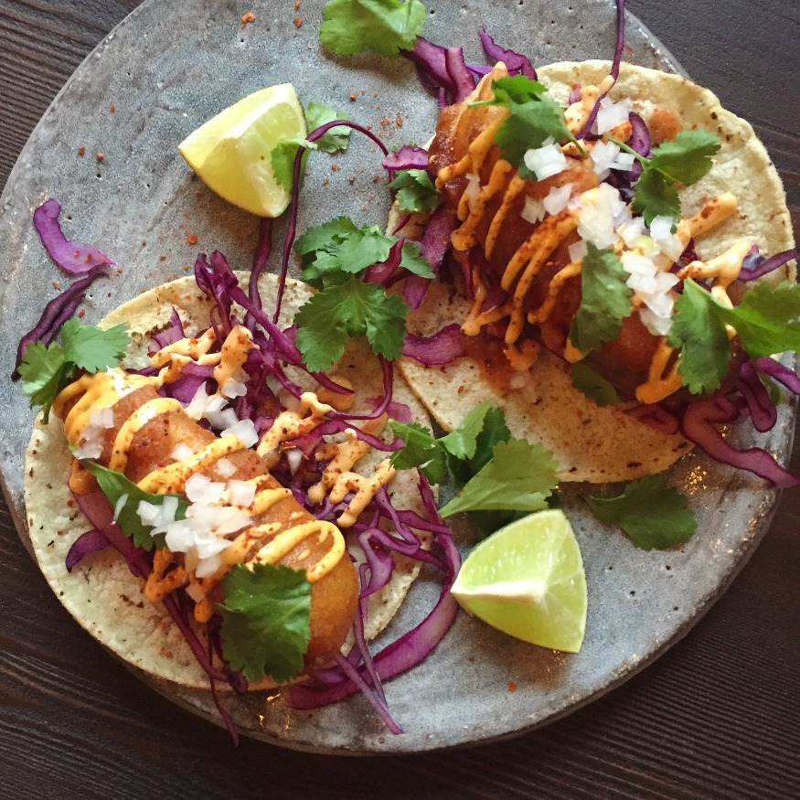 Review breddos tacos londonist for The best fish tacos