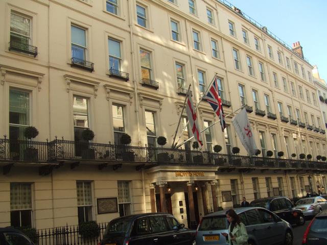 Brown S Hotel In Mayfair