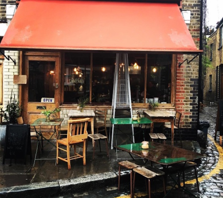 8 Of London's Trendiest Restaurants