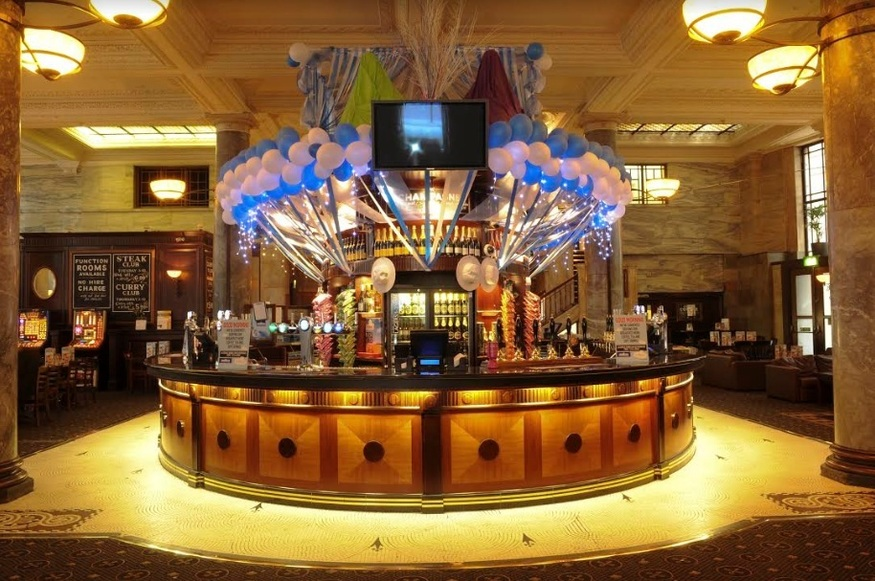 Wetherspoons Hotels London