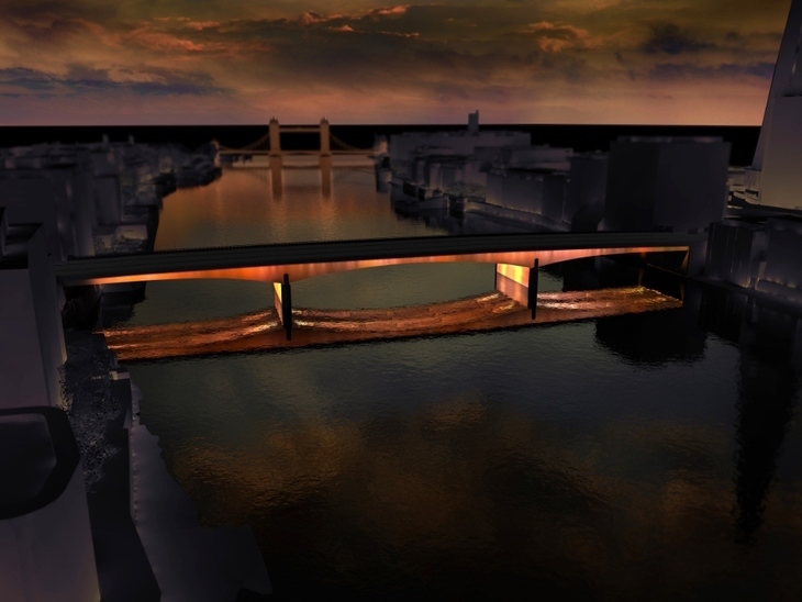 Winner Of Illuminated Rivers Competition Announced