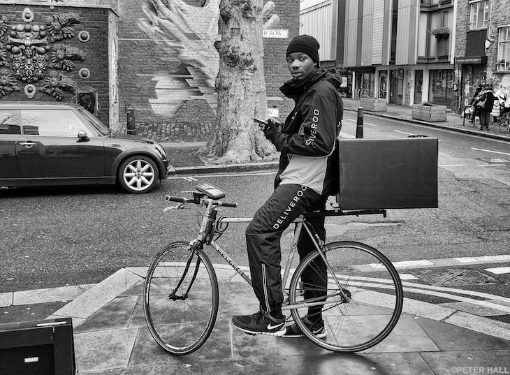What's Life Like As A London Deliveroo Cyclist?