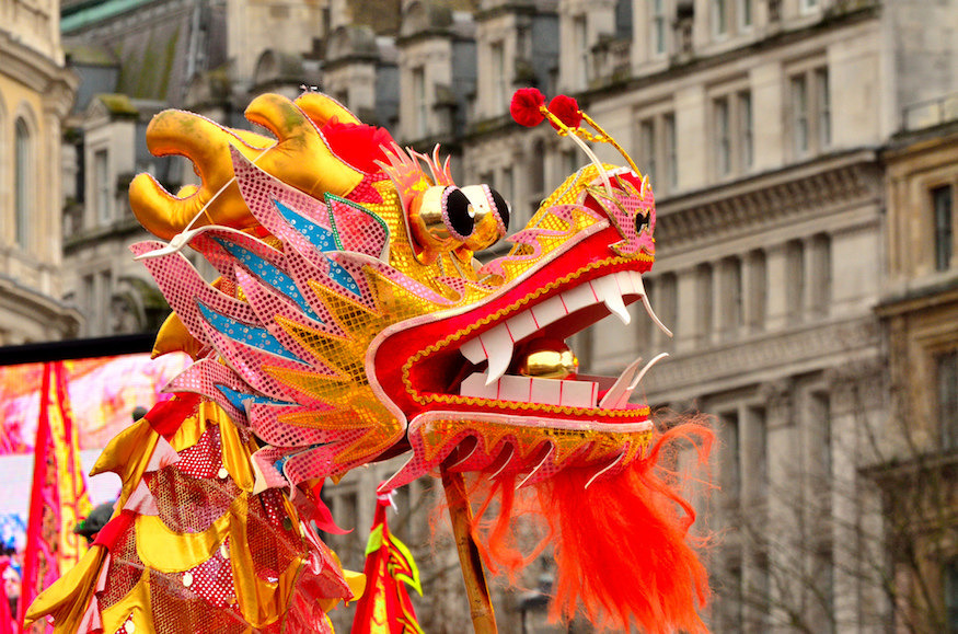 photo john caribe - What Is The Chinese New Year
