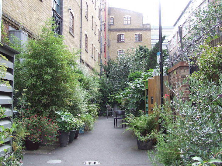 14 Of London's Best Secret Gardens