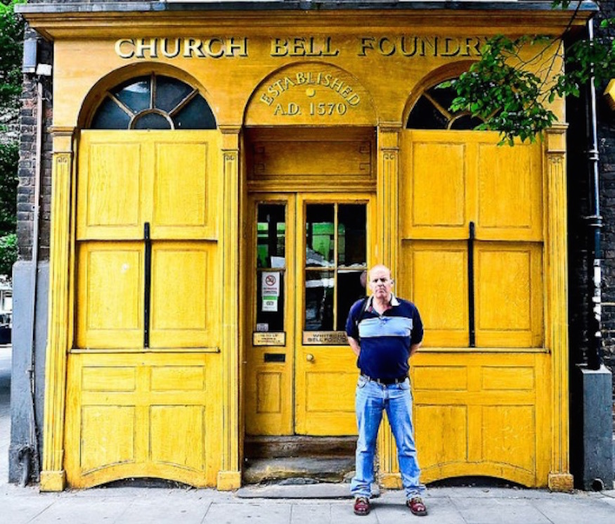 Whitechapel Bell Foundry Is Closing